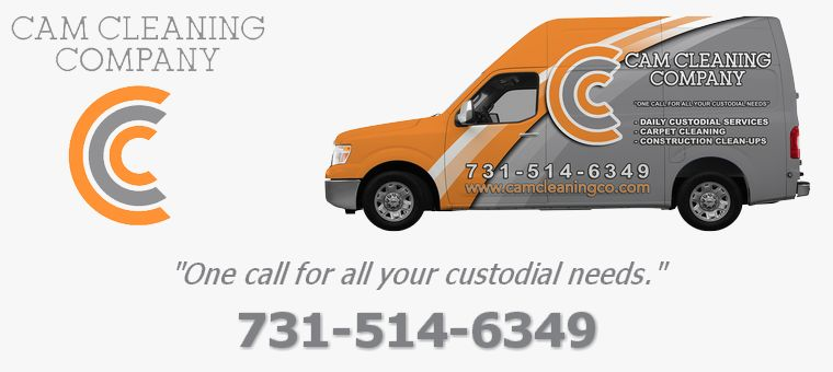 Cam Cleaning Company, Greenfield, TN